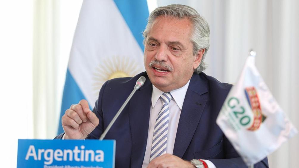 """""""No es posible pensar la economía sin ética"""", dijo Fernández al presentar Consejo Económico y Social"""