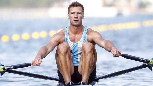 """""""Me propuse no pensar tanto en el futuro y vivir cada día"""", admitió olímpico Cristian Rosso"""