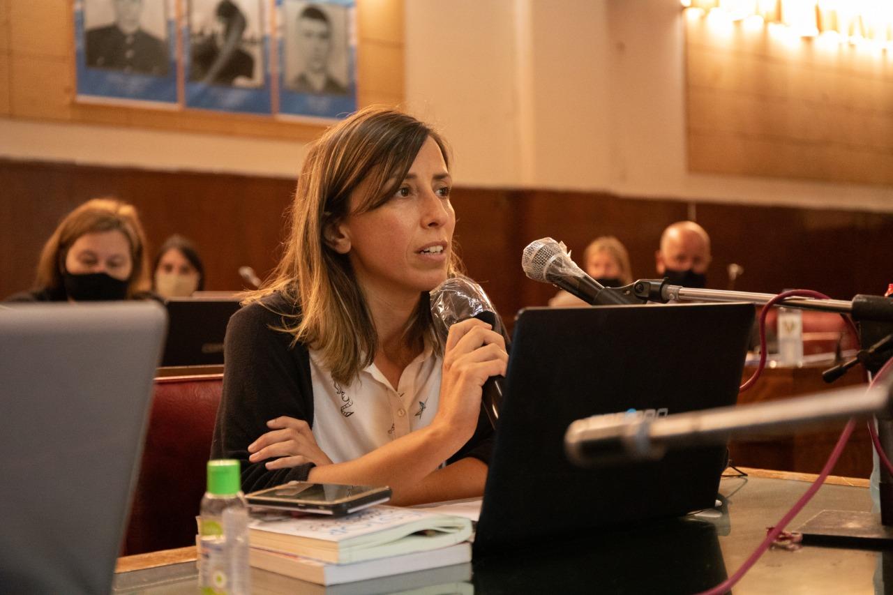 Sívori resaltó la aprobación de beneficios para hoteles y salones de fiesta