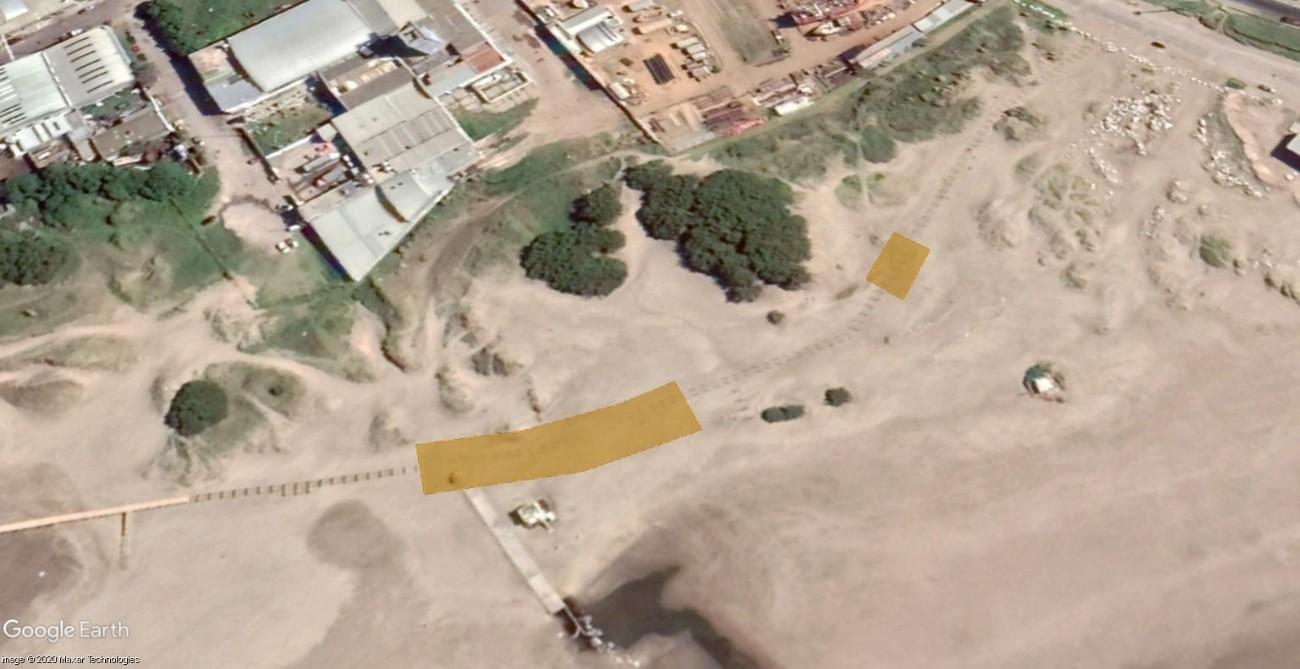 Consorcio Portuario aportará arena para la recuperación de playas públicas