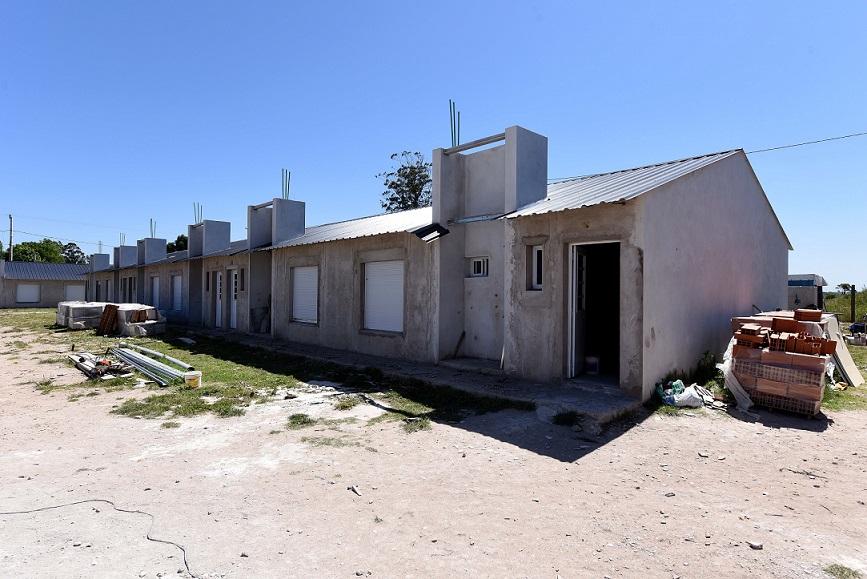 Avanza la construcción de viviendas en Mar del Plata
