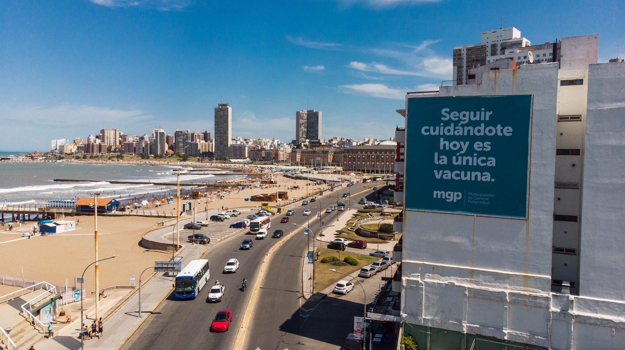 Mar del Plata supera los 50 mil casos desde el inicio de la pandemia