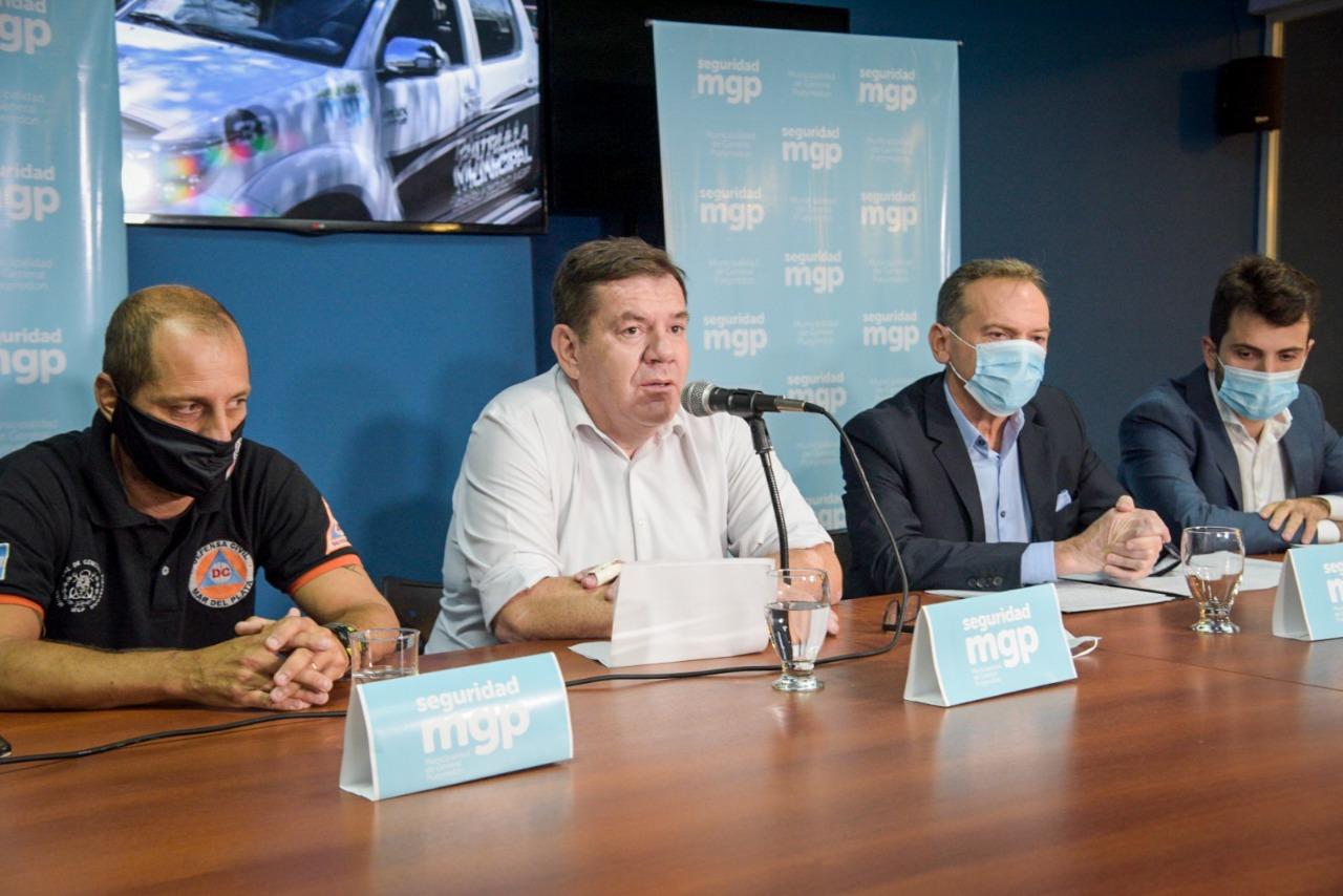 """Montenegro: """"No soy una persona que se deslinda de las responsabilidades"""""""