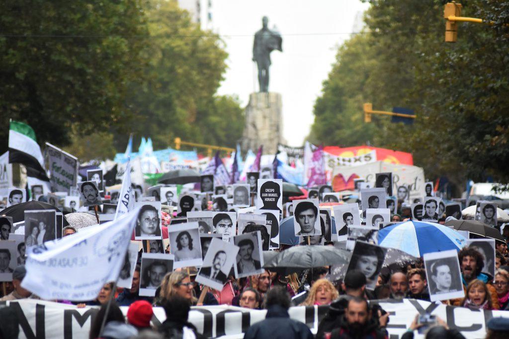 Suspenden la histórica marcha del 24 de Marzo