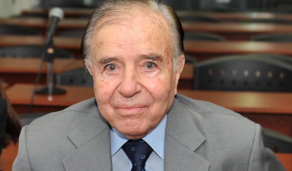 Murió Carlos Saúl Menem y decretan 3 días de duelo