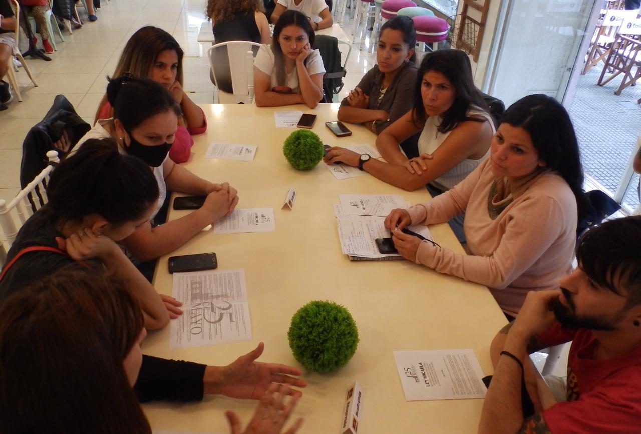 Promueven capacitaciones afines a la Ley Micaela para la gastronomía y la hotelería