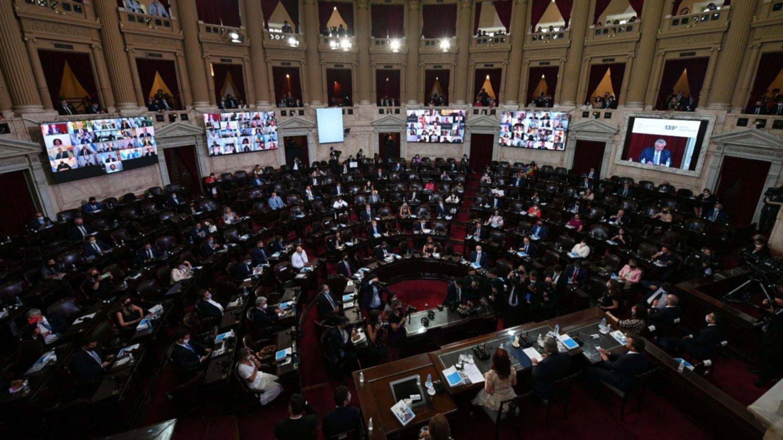 """La oposición aseguró que el discurso de Alberto Fernández """"fue vergonzoso y provocador"""""""