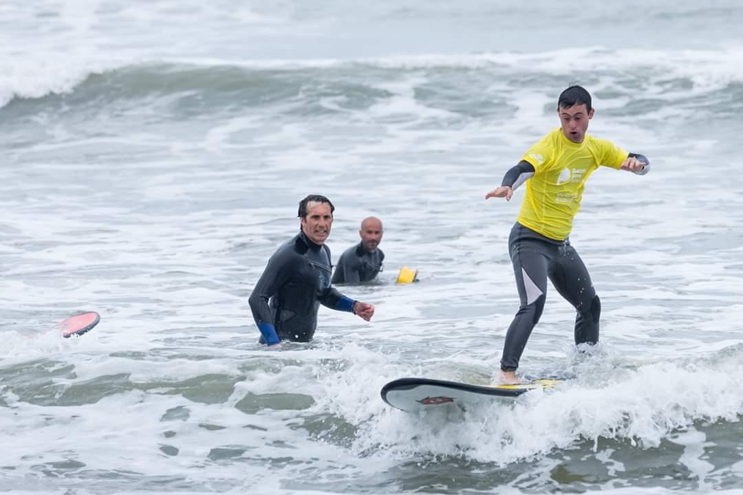 Arranca el Circuito Argentino de Surf Adaptado