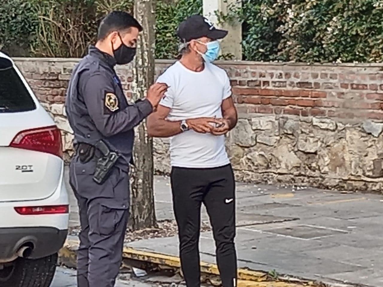 Excarcelan al empresario que embistió a una joven en los festejos del UPD