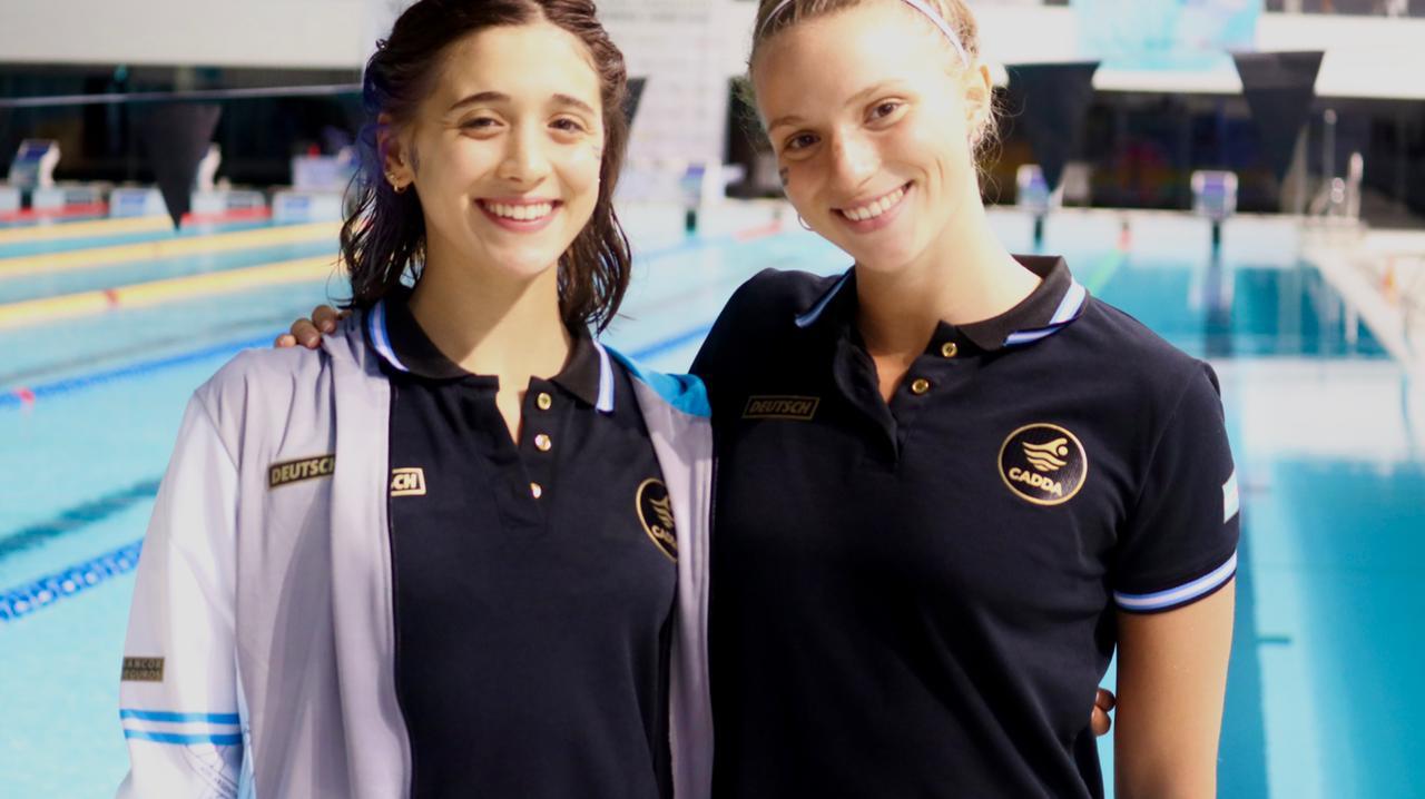 Destacada actuación de nadadores marplatenses en Sudamericano