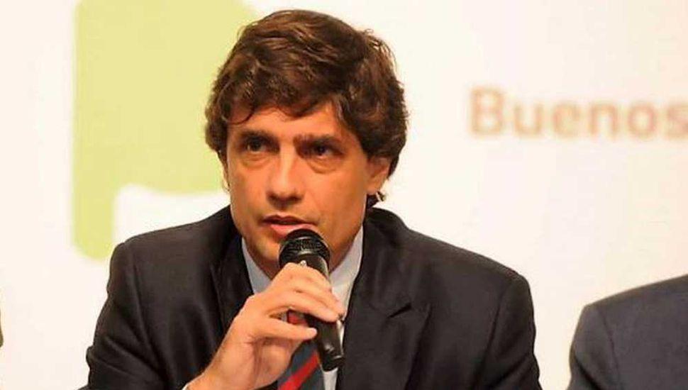 Hernán Lacunza, en el cierre del Seminario de Gestión Pública Local y Regional