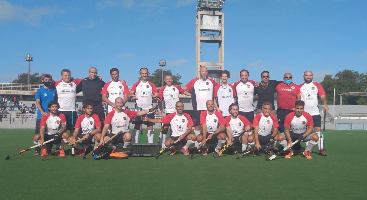 MDQ 06 HC ganó en su estreno por el Torneo Oficial