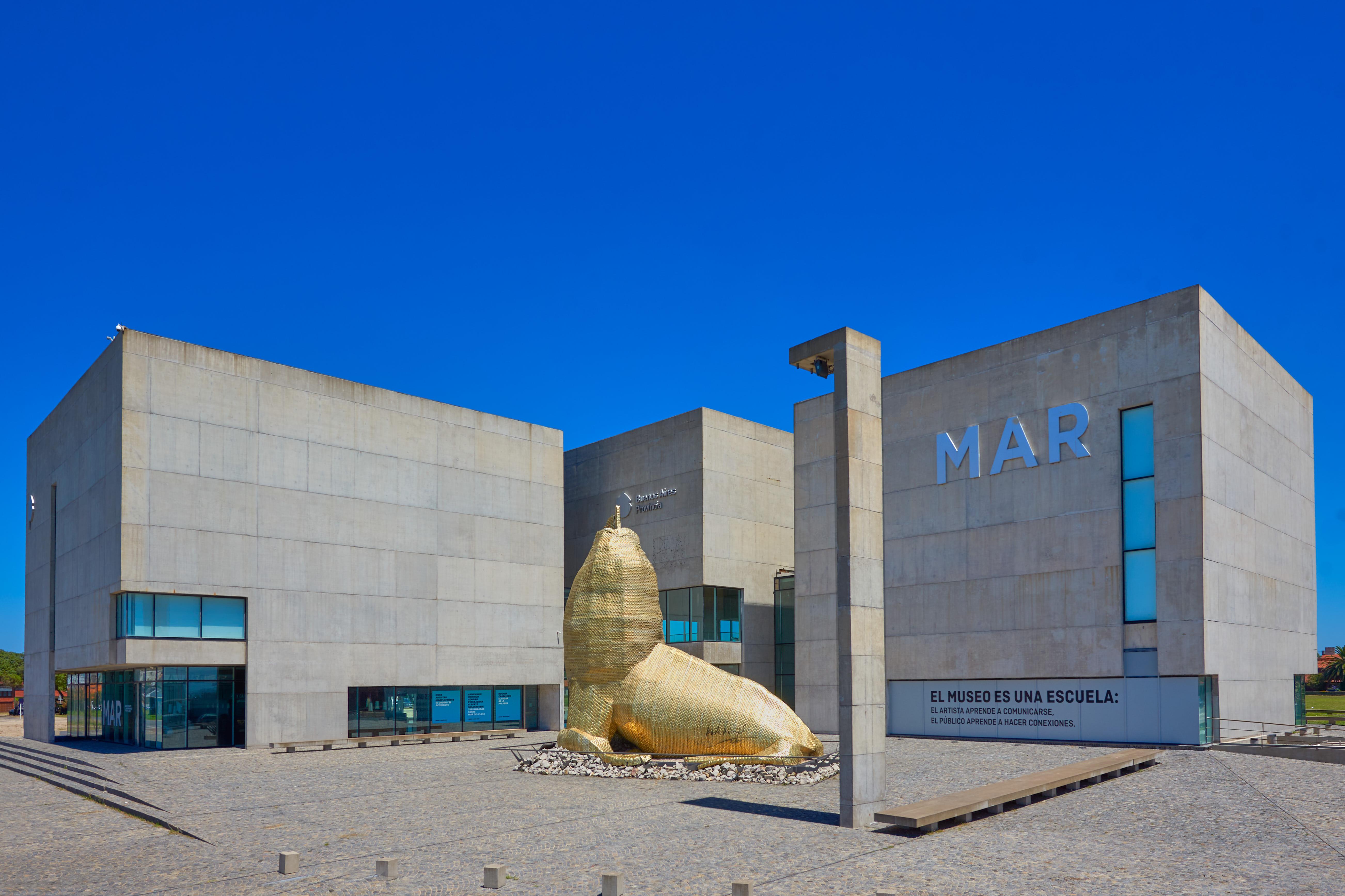 El Museo MAR reabrirá sus puertas este viernes en Mar del Plata