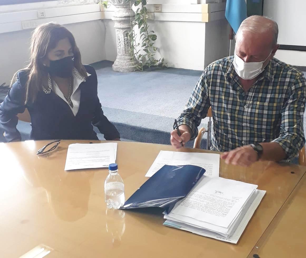 Agua: OSSE confirmó la ampliación de la red en zona norte 4