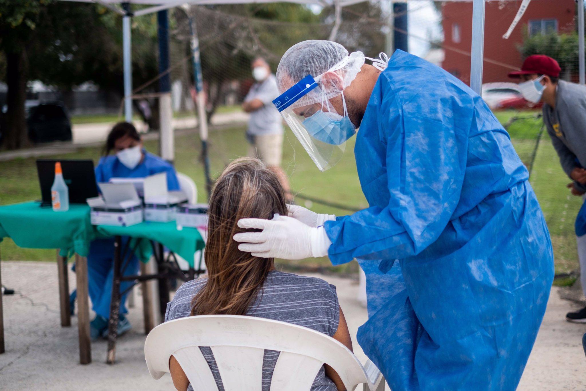 Hay más de 3400 marplatenses en tratamiento y reportan otros 10 muertes por Covid-19