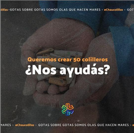 #ChauColillas: una nueva campaña ecológica en la ciudad