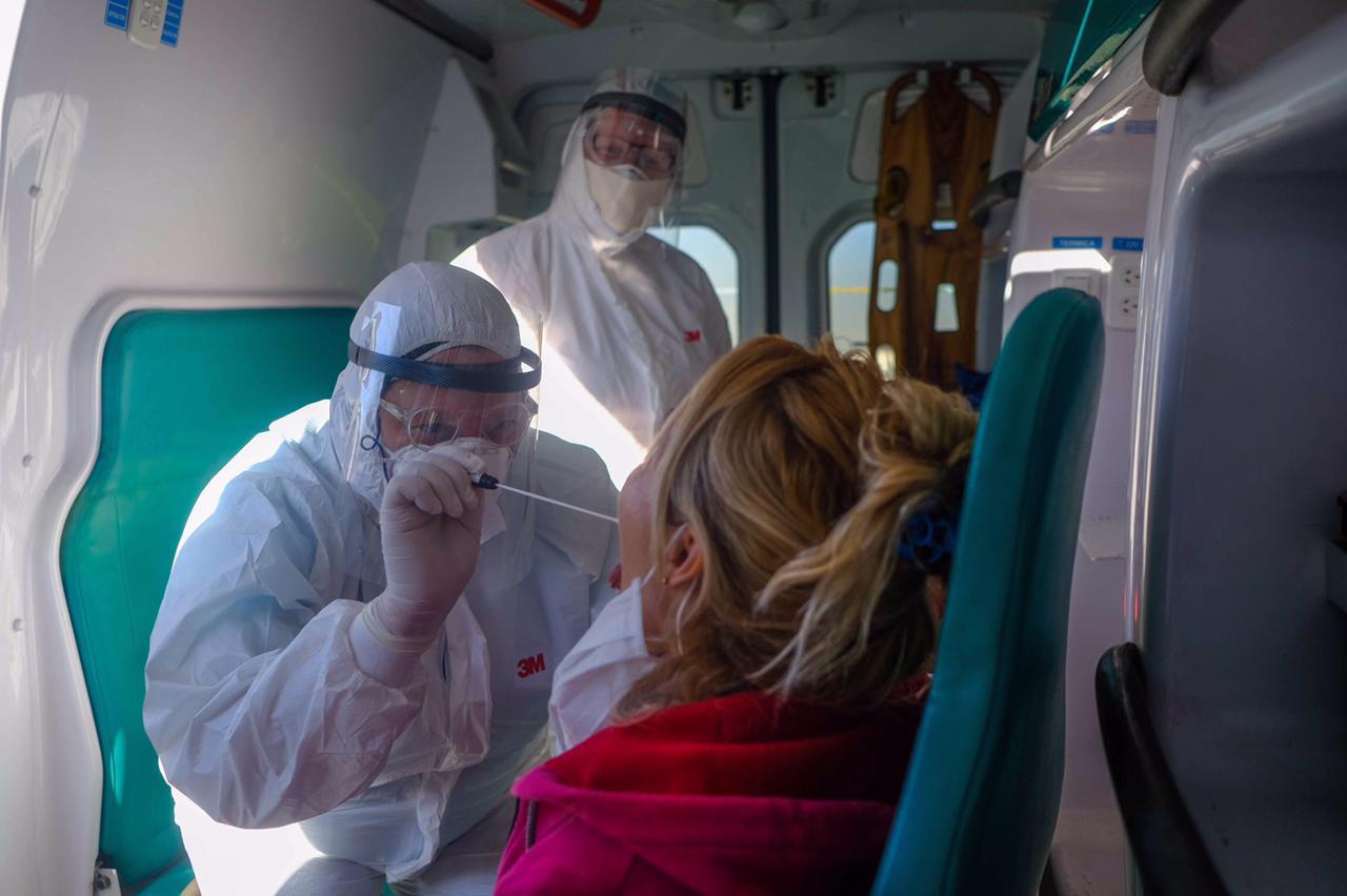 Se registra una baja de casos en Mar del Plata