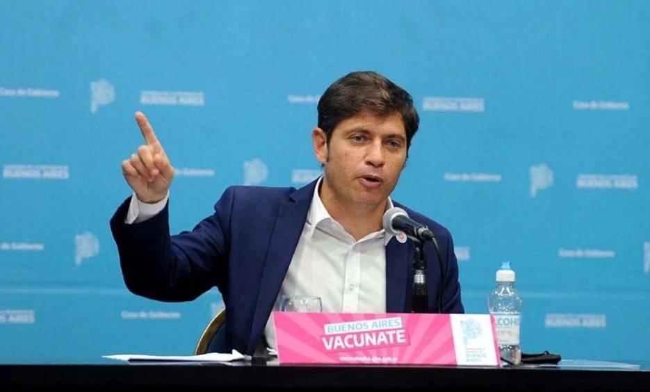 """Juntos por el Cambio dice que Kicillof tiene """"criterios arbitrarios"""" sobre presencialidad escolar"""