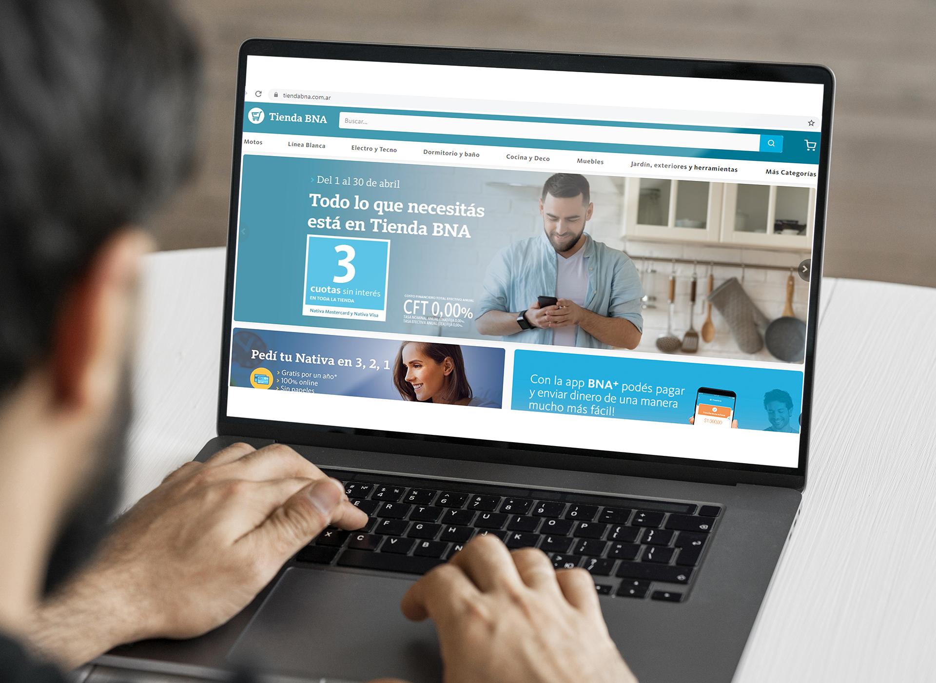 Por alta demanda, Banco Nación extiende hasta 5 de mayo promoción de compra en cuotas de TV y audio