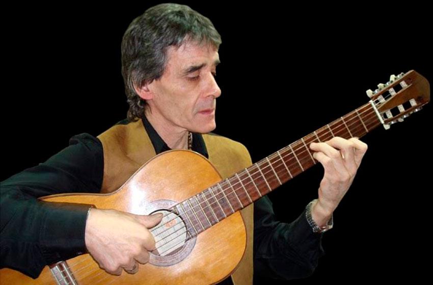 """Declaran al 10 de febrero cómo el """"Día del Guitarrista Marplatense"""" en homenaje a Héctor """"Cachito"""" Rodríguez"""