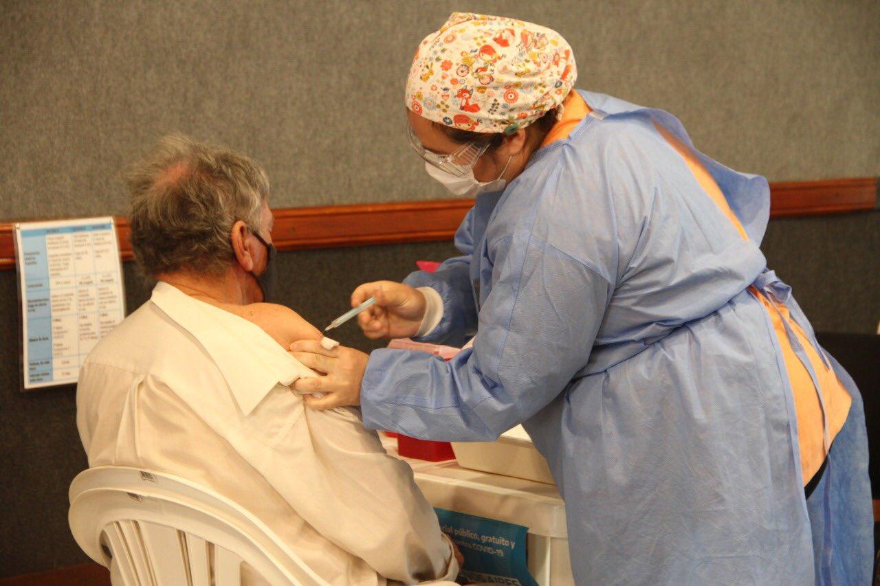 Ya hay más de tres millones de bonaerenses vacunados contra el coronavirus