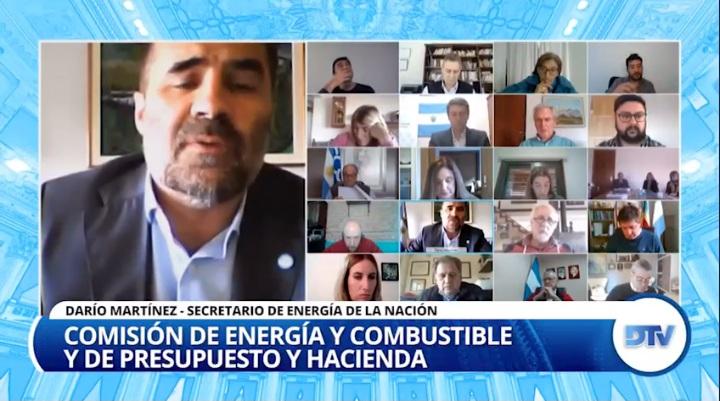 Secretario de Energía defendió nuevo marco regulatorio de Biocombustibles en Diputados