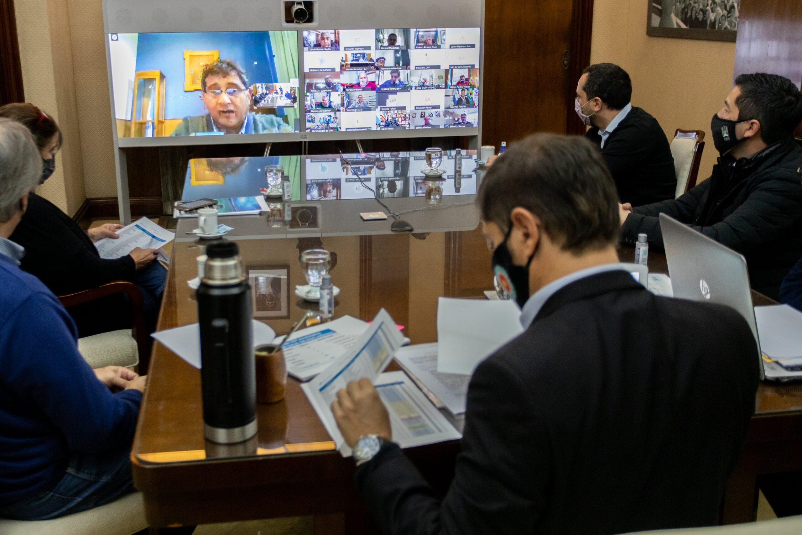Anuncian obras por más de 218 millones de pesos para General Pueyrredon