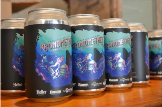 Robo de la cerveza: nueva etapa del proyecto Kronomether