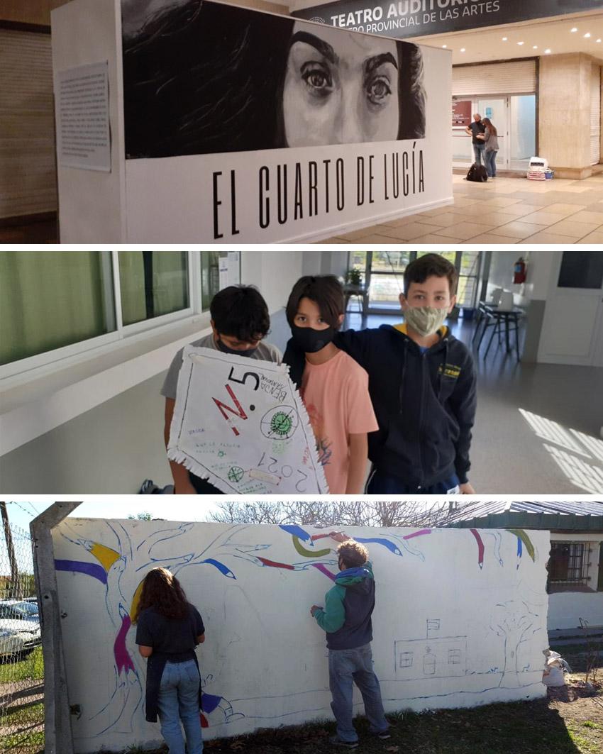 """""""Con derecho a mi ciudad"""", encuentros comunitarios junto a artistas en territorios"""