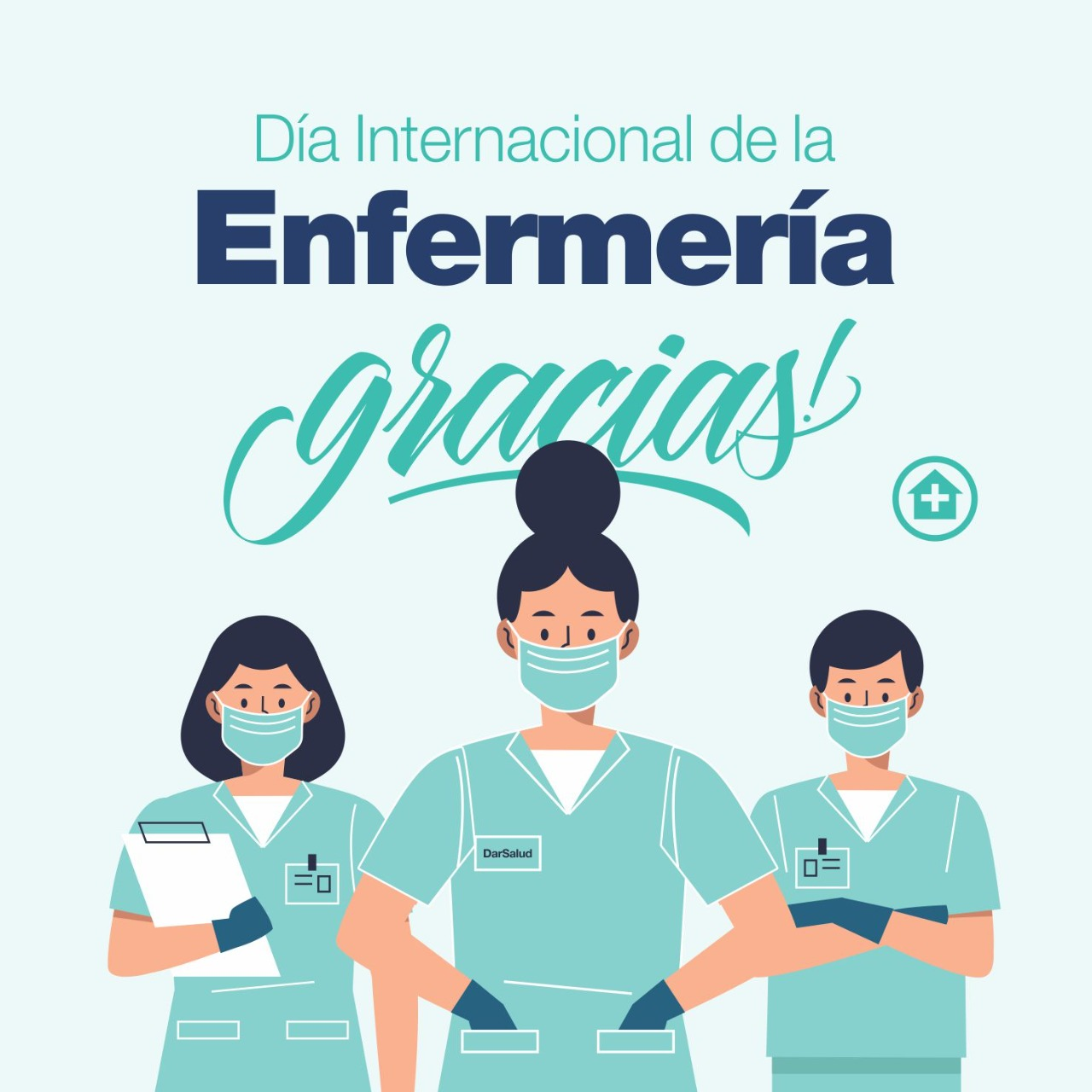 Día de la Enfermería: Profesionales indispensables para salvar vidas en medio de la pandemia