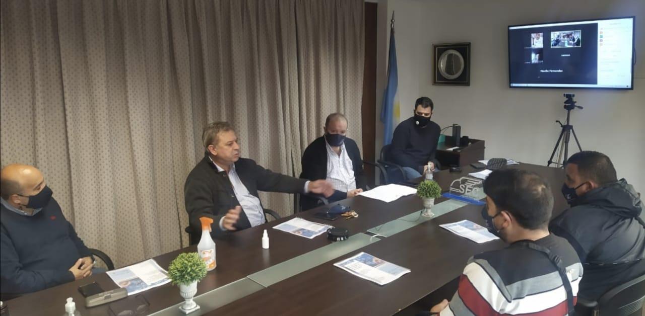 Mercantiles marplatenses firman el primer Convenio Colectivo de teletrabajo del país