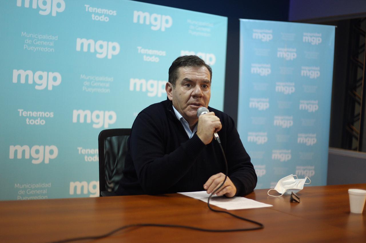 """Montenegro: """"es muy importante utilizar estos nueve días para acelerar la vacunación"""""""