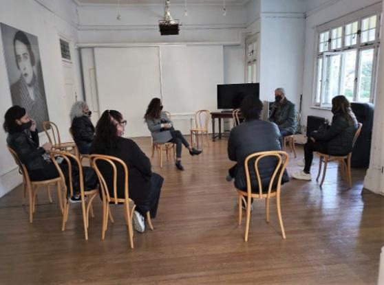 «Los estudios de danza son espacios muy seguros, que generan empleo artístico»