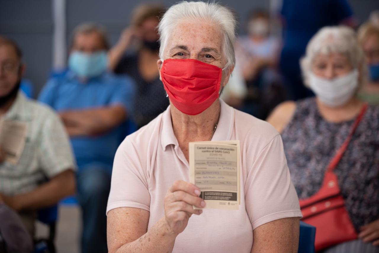 El Gobierno bonaerense envió más de 400 mil nuevos turnos para vacunarse