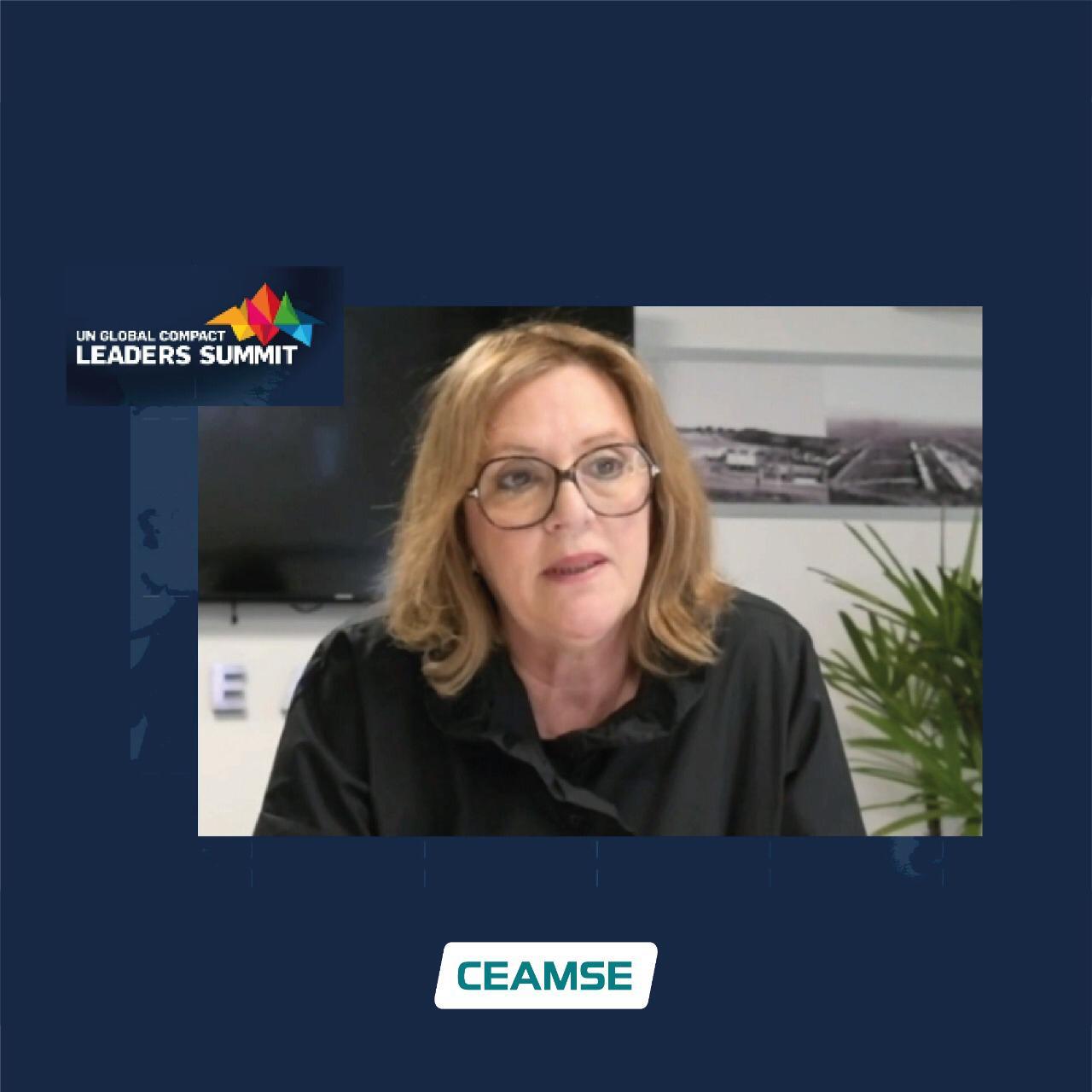CEAMSE participó de la Cumbre de Líderes del Pacto Global de la ONU