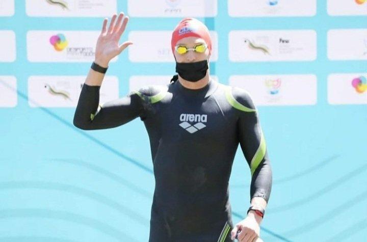 Cassini no logra clasificar a Juegos Olímpicos de Tokio en natación