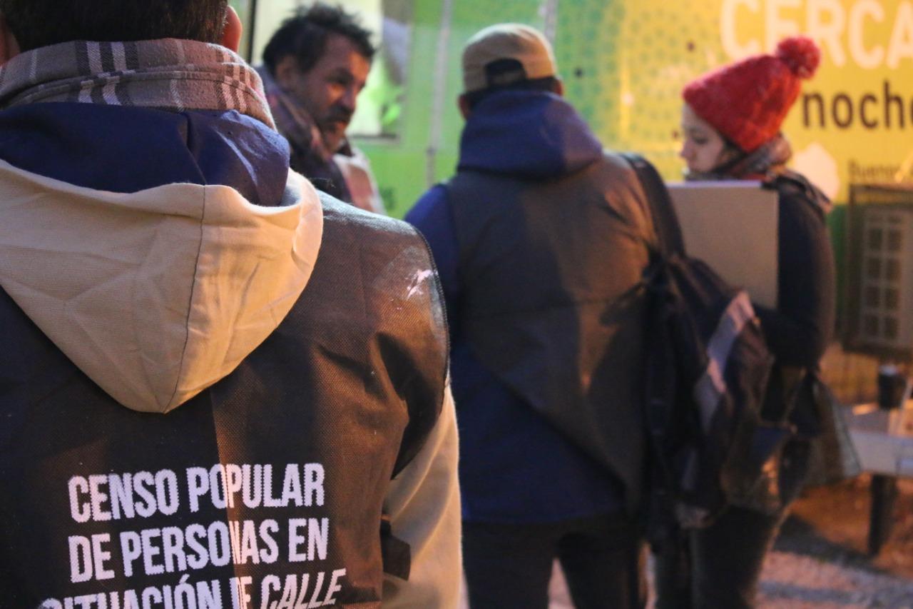 Llegó el invierno y crece la preocupación por las personas en situación de calle