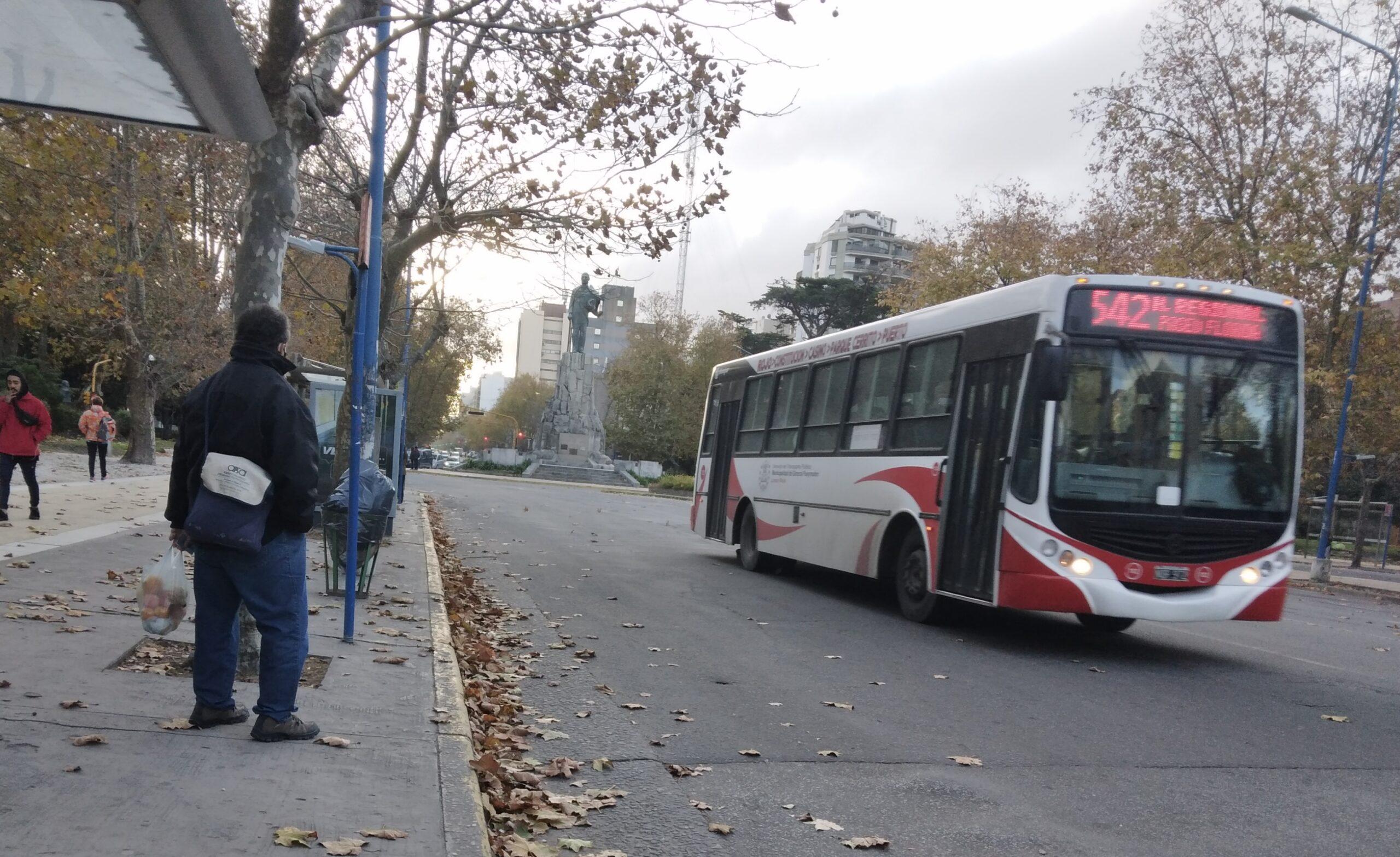 Rige la nueva tarifa del boleto en Mar del Plata: $51,80
