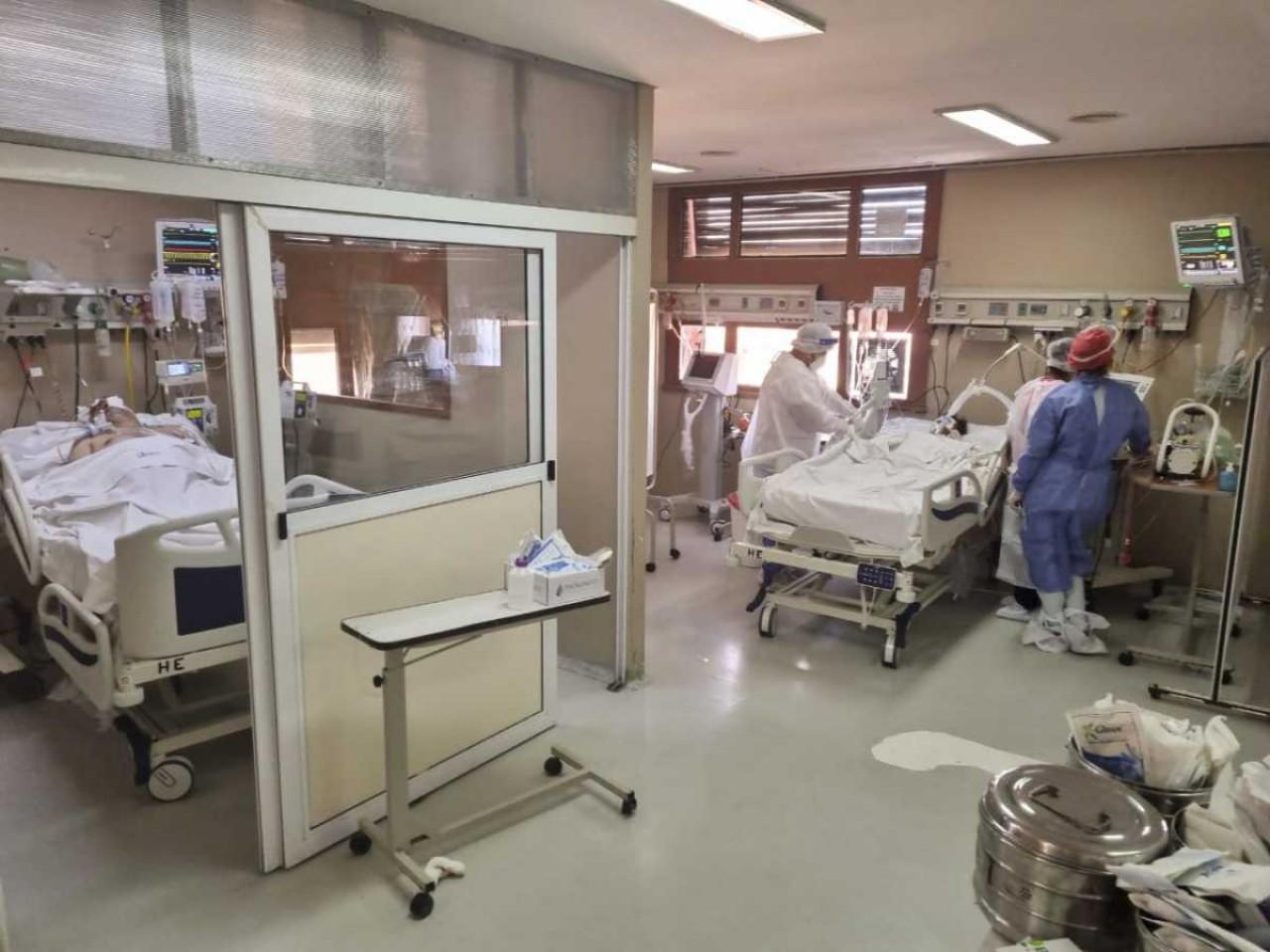 Hipertensión, obesidad y diabetes, principales comorbilidades de los pacientes con Covid que requirieron asistencia respiratoria