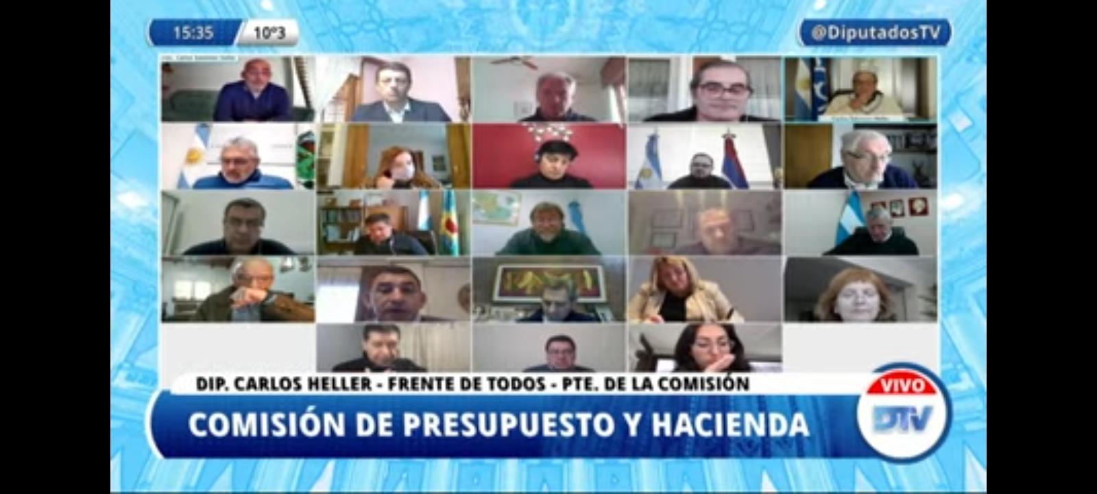 Diputados analiza proyecto de alivio fiscal para monotributistas