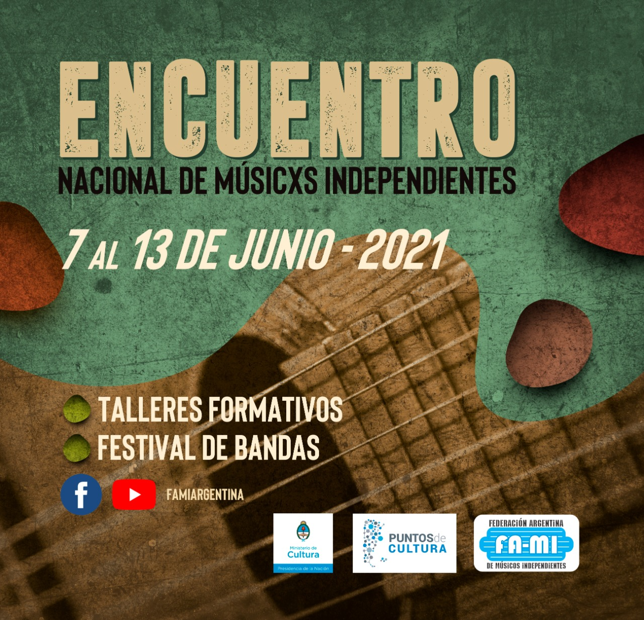 La FAMI realizará un Encuentro Nacional de Músicos Independientes
