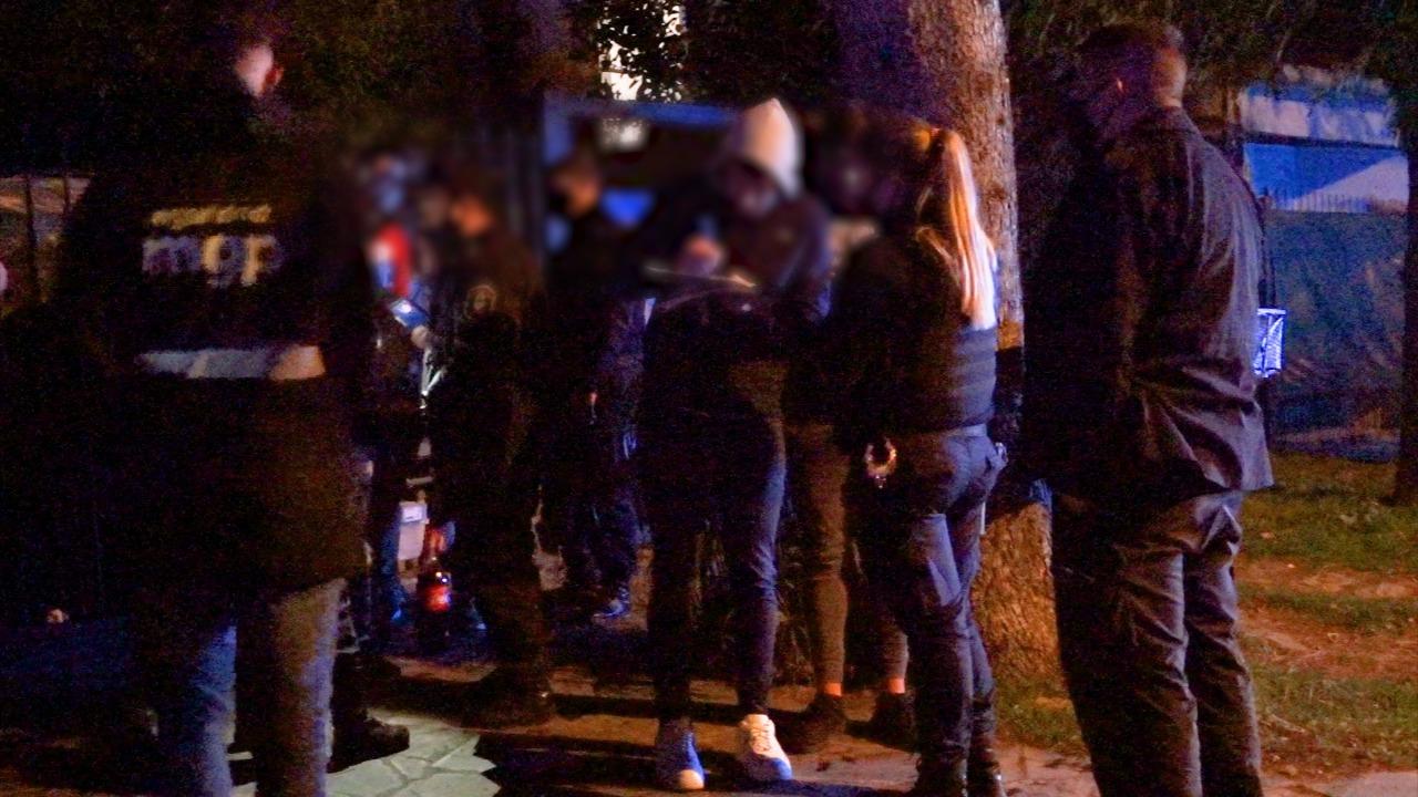 El Municipio desarticuló una fiesta clandestina con más de 150 personas