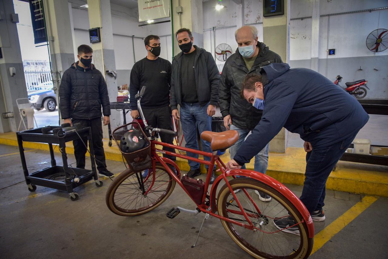 El Registro Municipal de Bicicletas ya está en marcha