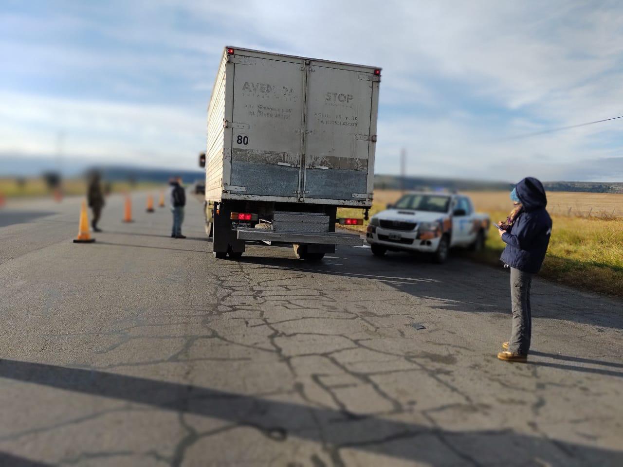 El Municipio secuestró un camión con alimentos no aptos para el consumo
