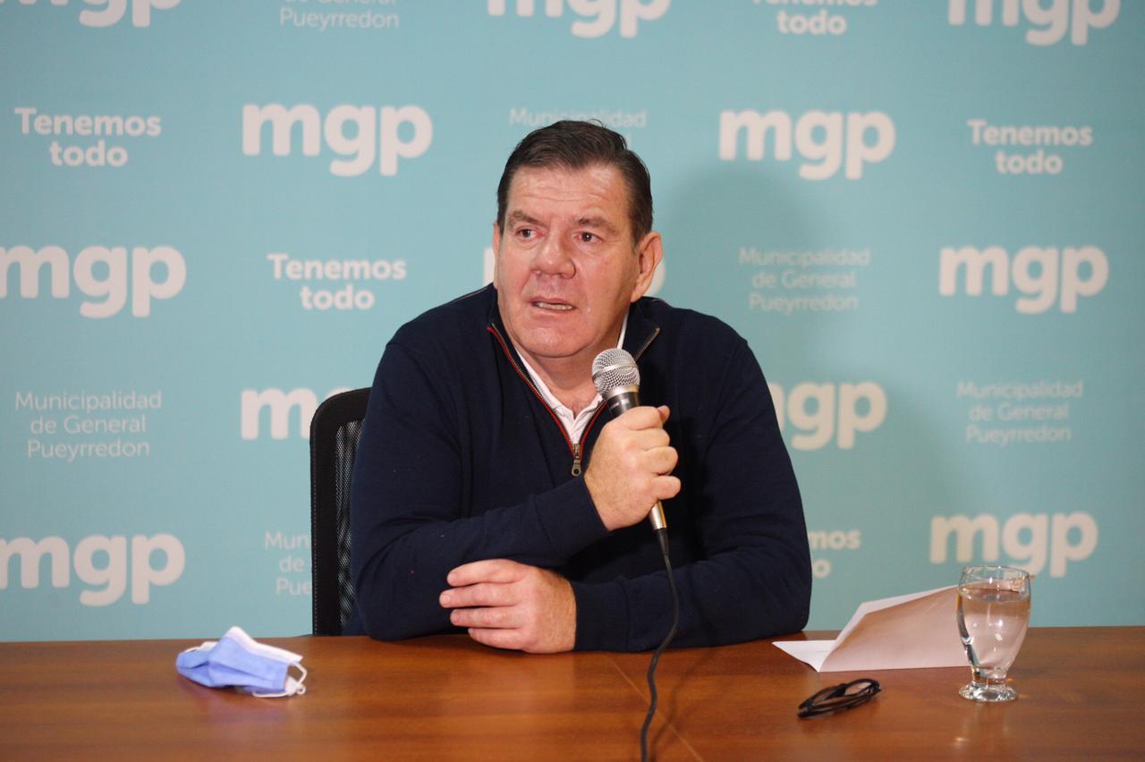 """Montenegro celebró la vuelta a clases: """"No es el triunfo de la política sino el de toda la ciudad"""""""