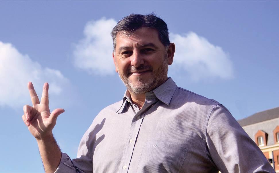 Paco Senno - Partido Humanista