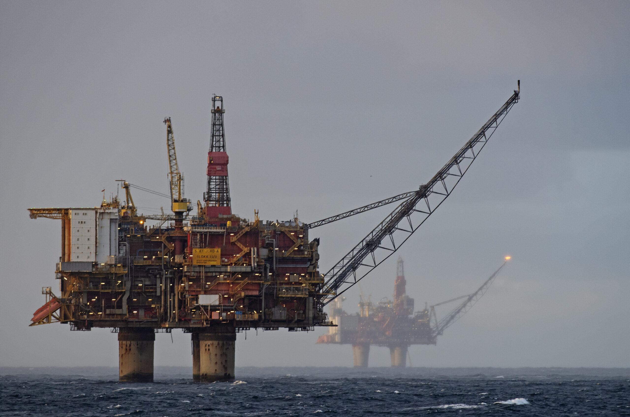 Greenpeace revela avances para la perforación petrolera frente a la costa de Mar del Plata