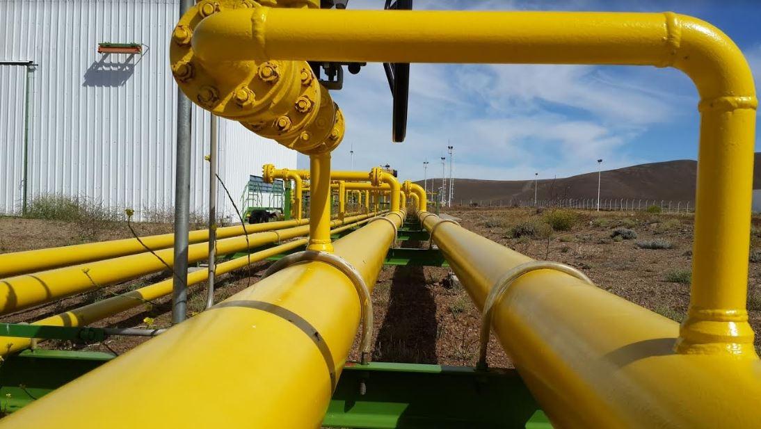 Camuzzi aclara que obras de Gasoducto no están terminadas y sigue operando al límite de capacidad