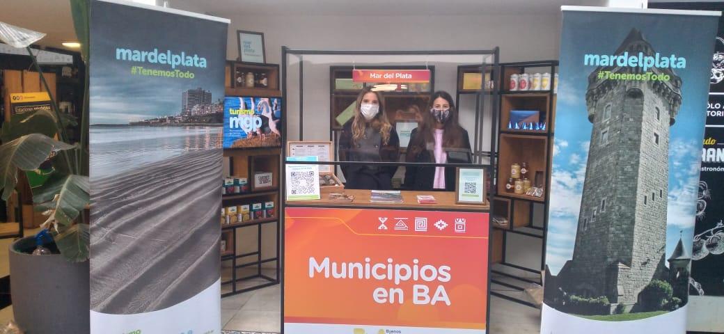 """Mar del Plata presente en el espacio """"Municipios en BA"""""""