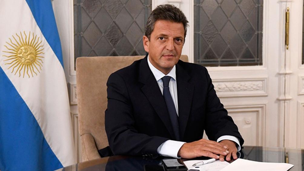 Massa destacó que la Argentina «está bien encaminada» para resolver la negociación con el FMI